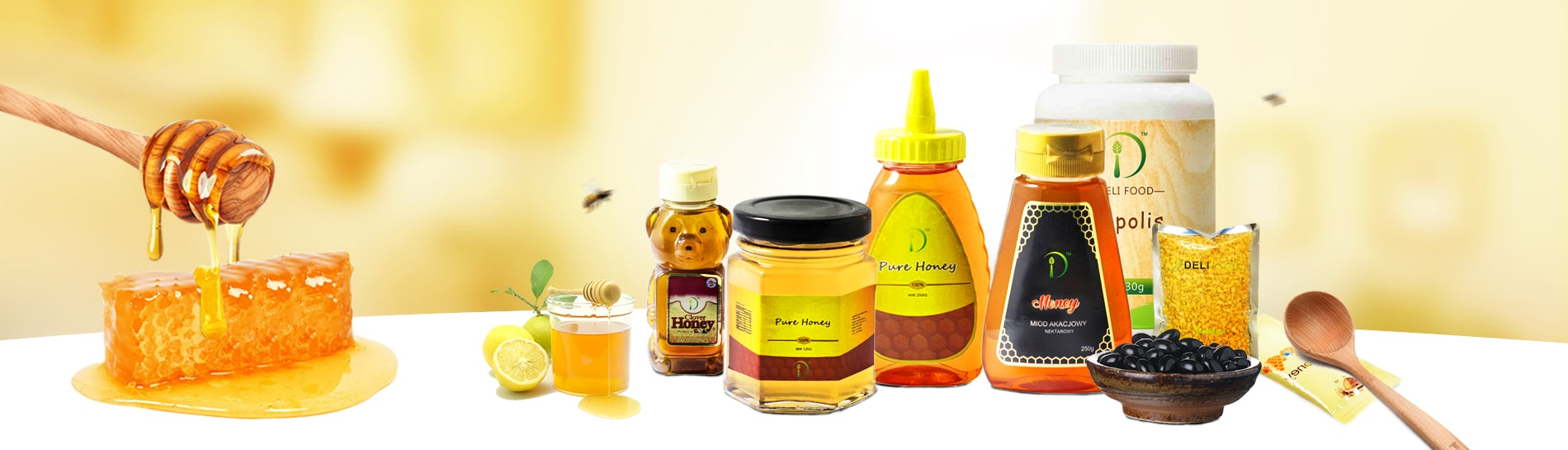 Delifoods-BEE PRODUCTS2