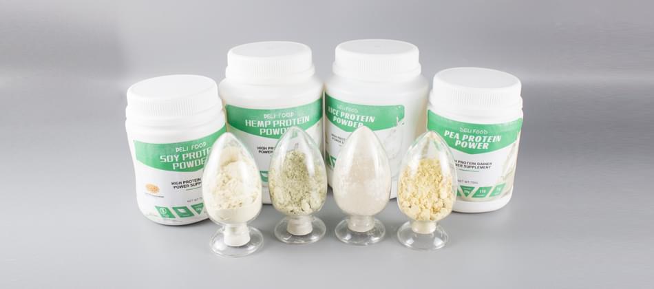 Delifoods-vegan protein