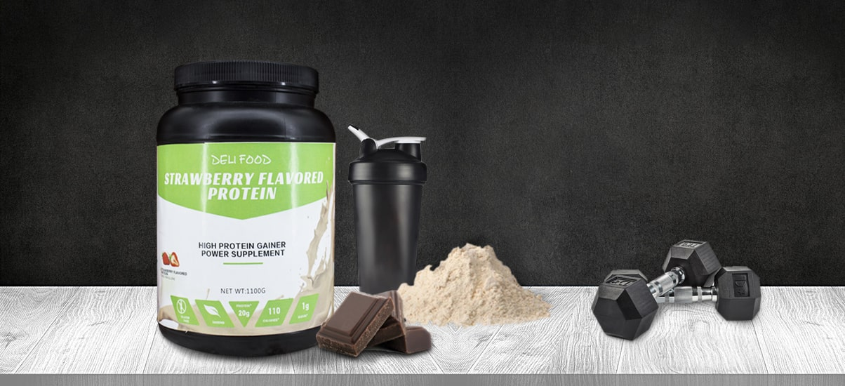 Why choose brown rice protein powder after weight training