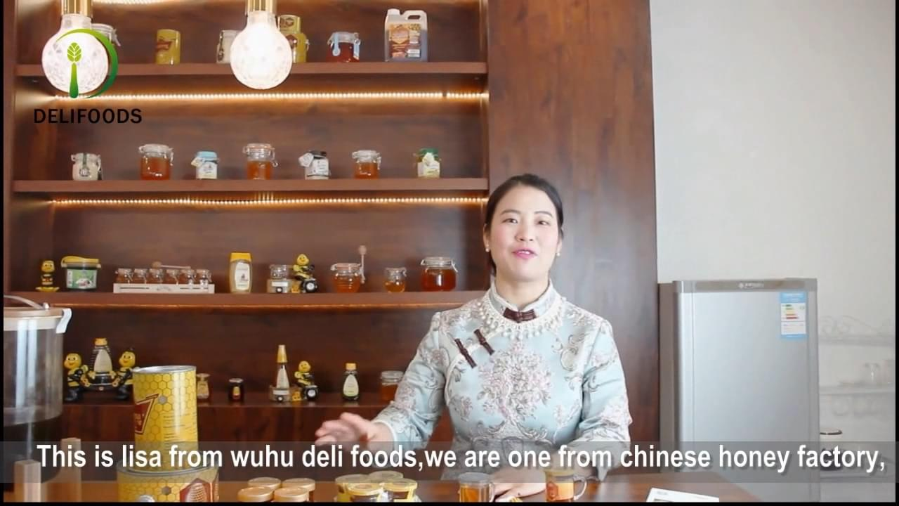A new video about our honey products and packaging