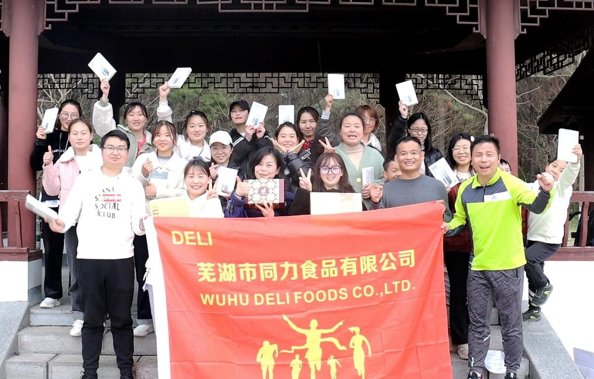 Deli Foods Spring Day Long-distance Running Event